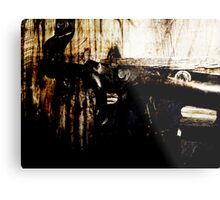 The Eleventh Shadow Metal Print