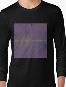 psychedelic Long Sleeve T-Shirt