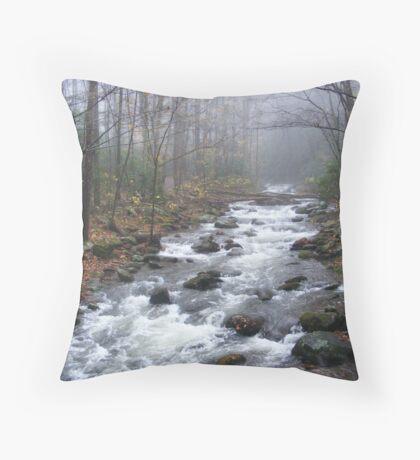 Roaring Fork Throw Pillow