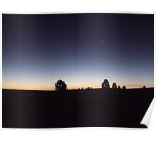Eastern Oregon morning Poster