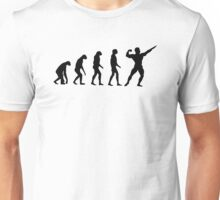 Evolved to Bodybuilding Unisex T-Shirt