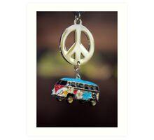 VW Ornament Art Print
