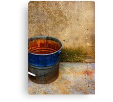 Sicilian beauty from age......... Canvas Print