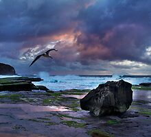 Turimetta Morning by Dianne English