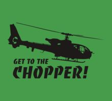 Get to the Chopper One Piece - Short Sleeve