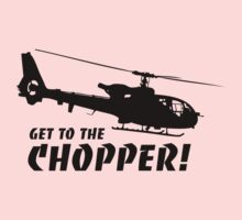 Get to the Chopper One Piece - Long Sleeve