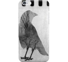 The Soul Of Crow iPhone Case/Skin