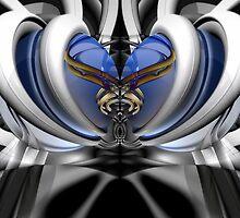 Blue crown by neurokratos