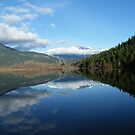Pemberton Reflection by AnnDixon