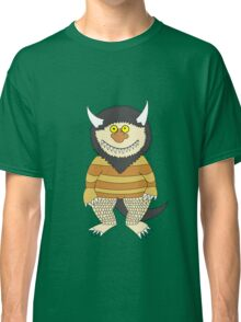 Friendly Monster Classic T-Shirt