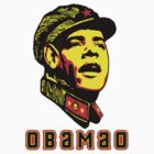 Obama Chairman Mao by midniteoil