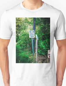 Something Unusual About It Unisex T-Shirt