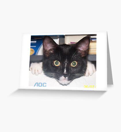 Joop Computing Greeting Card