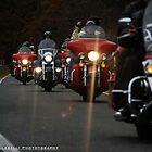 Hardley Davidson Bikers by vishphotography