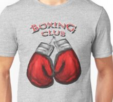 Boxing Club Unisex T-Shirt