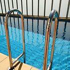 Poolside-Port melbourne Vic by graeme edwards