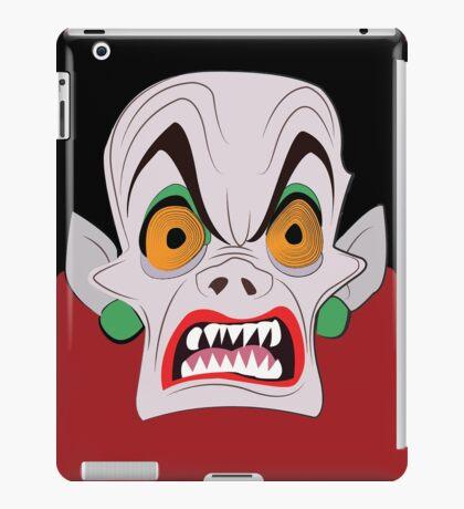 de-vil- true monster form iPad Case/Skin