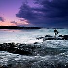 Wait For A Break-Merimbula,NSW by graeme edwards