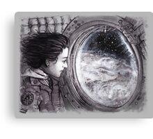 Goodby Earth Canvas Print