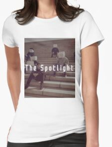 The Spotlight - Logic Womens Fitted T-Shirt