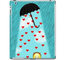 Umbrella Love iPad Case/Skin