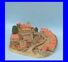 Dean village Edinburgh by Alex Gardiner