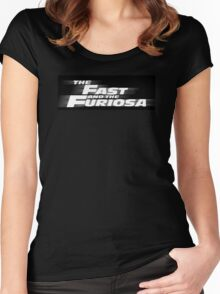 The Fast and the Furiosa Women's Fitted Scoop T-Shirt