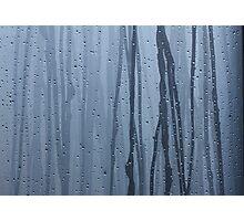 Furukawa Onsen: blue Photographic Print