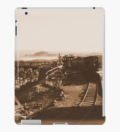 Ye Olde Railroad iPad Case/Skin