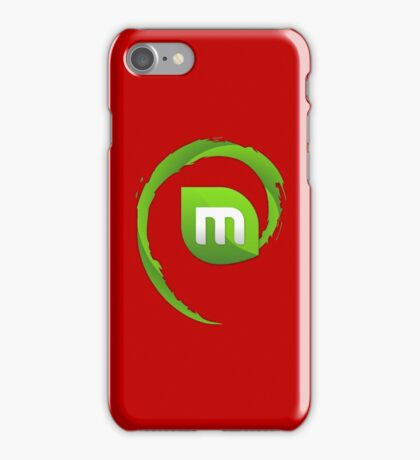 Linux Mint Ultimate iPhone Case/Skin