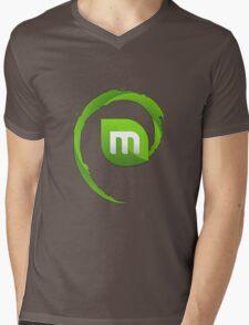 Linux Mint Ultimate Mens V-Neck T-Shirt
