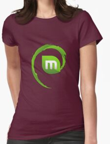 Linux Mint Ultimate Womens Fitted T-Shirt