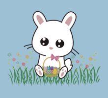 Bunny Egg One Piece - Short Sleeve