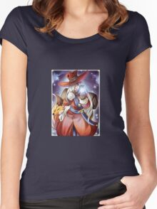 Adventurer Deneb Women's Fitted Scoop T-Shirt