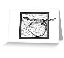 GEKKO Greeting Card
