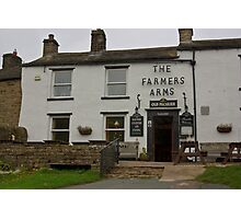 The Farmers Arms - Muker Photographic Print