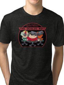 Social Gaming Oculus Rift Virtual Reality South Park Tri-blend T-Shirt