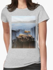 Uncharted Womens Fitted T-Shirt