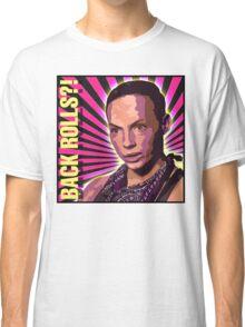 BACK ROLLS Classic T-Shirt