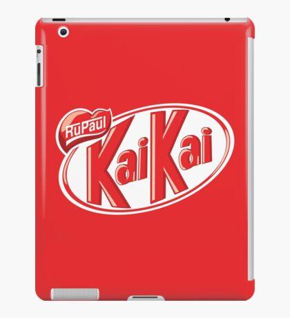 KaiKai (no slogan) iPad Case/Skin