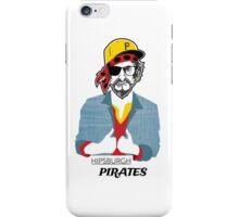 Hipsburgh Pirate iPhone Case/Skin
