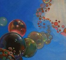 molecules by Koyomi Waki