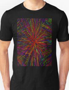 Colorful-Lines Unisex T-Shirt