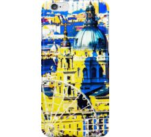 Budapest: Basilica and the Eye - in colour  iPhone Case/Skin