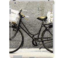 "Bicycle ""Alimentari"" iPad Case/Skin"