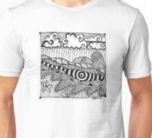 Stormy Ocean Unisex T-Shirt