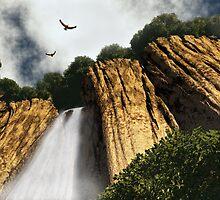 Dragons Den Canyon by Ostar-Digital