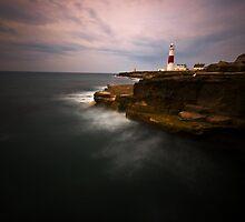 Portland Bill Lighthouse by Edward Bentley