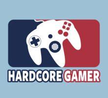 Hardcore Gamer Baby Tee