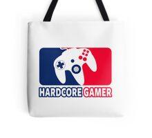 Hardcore Gamer Tote Bag